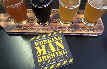 Working Man Brewing Co.