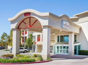 Save 15% on a hotel room at Hawthorn Suites by Wyndham in Livermore!